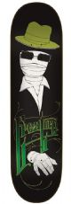 Creature Invisible Man Resurrection Team Skateboard deck  8.25 IN